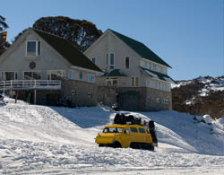 Ski Perisher Accommodation